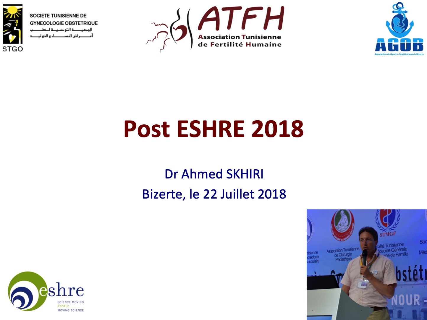 Post ESHRE 22-07-2018 AGOB Affiche Dr SKHIRI