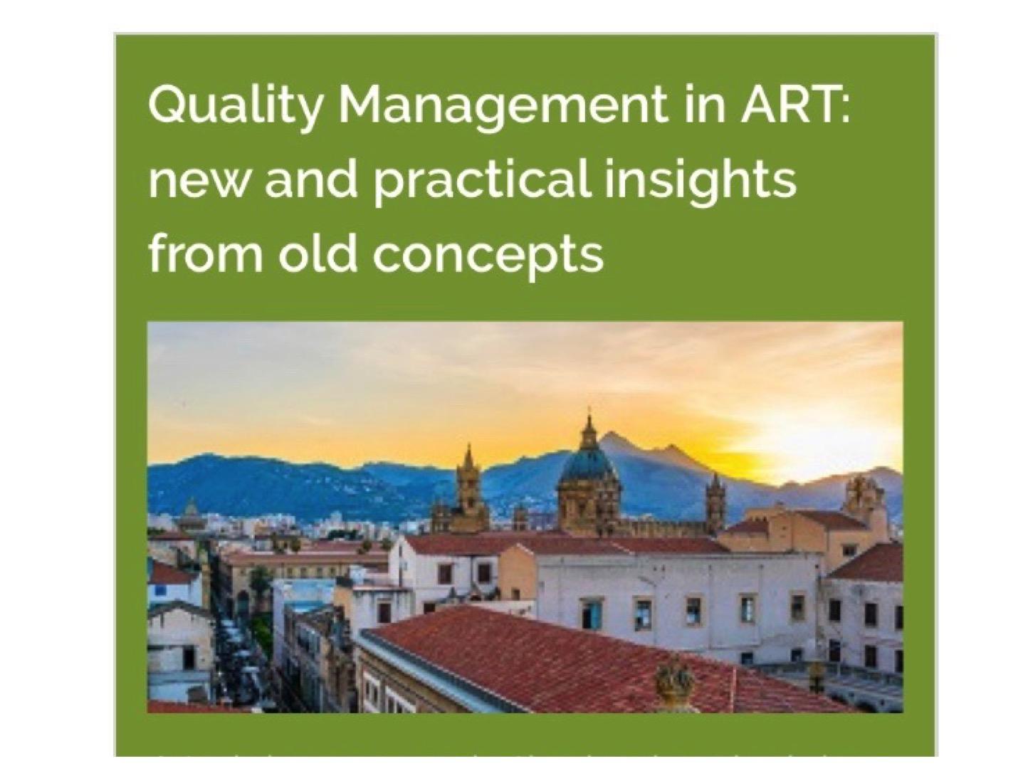 Quality Management ESHRE Palermo 2019 (01)