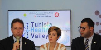 Tunisia e-Health Valley 2019 Dr Ahmed SKHIRI - 1