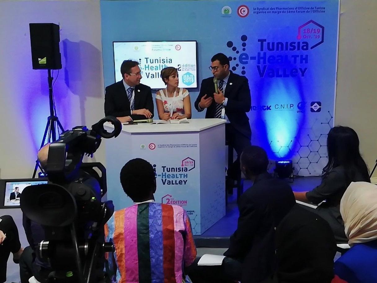 Tunisia e-Health Valley 2019 Dr Ahmed SKHIRI - 3